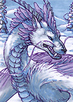ACEO Cloudstarwolf